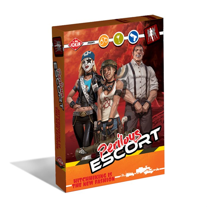 Highway to Hell - Expansion - Perilous Escort