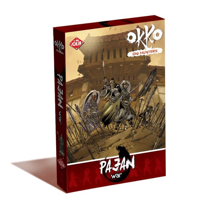Okko-Oni Hunters - Expansion - Pajan War
