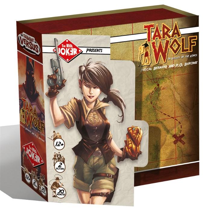 Tara Wolf - Base Box