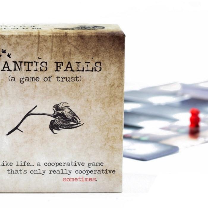 Mantis Falls (retail edition)