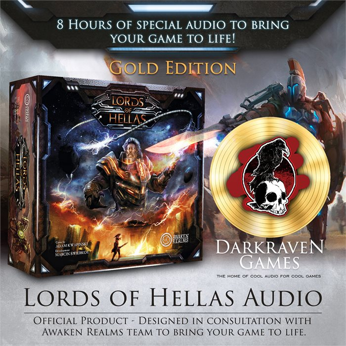 extra audio - GOLD EDITION