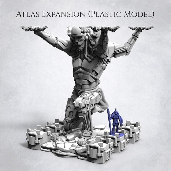 Atlas - plastic