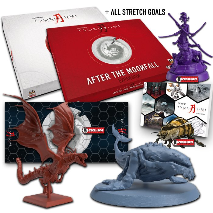 All-In Pledge Pre-Order