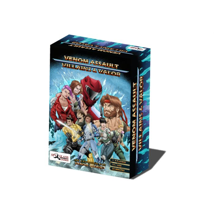 Villains & Valor Expansion*