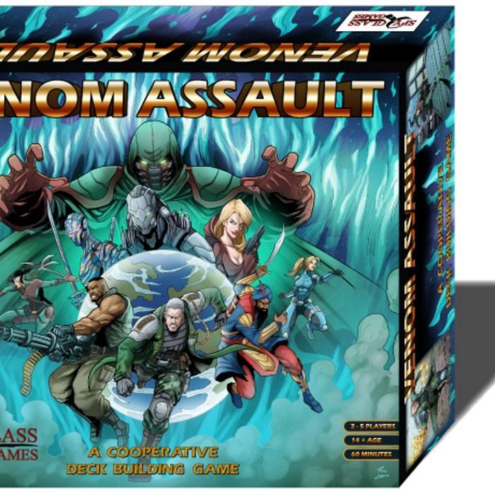 Retail VENOM Assault Base Game