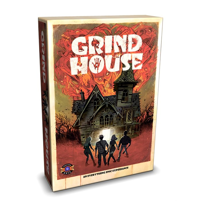 Grind House (Core Game Pledge)