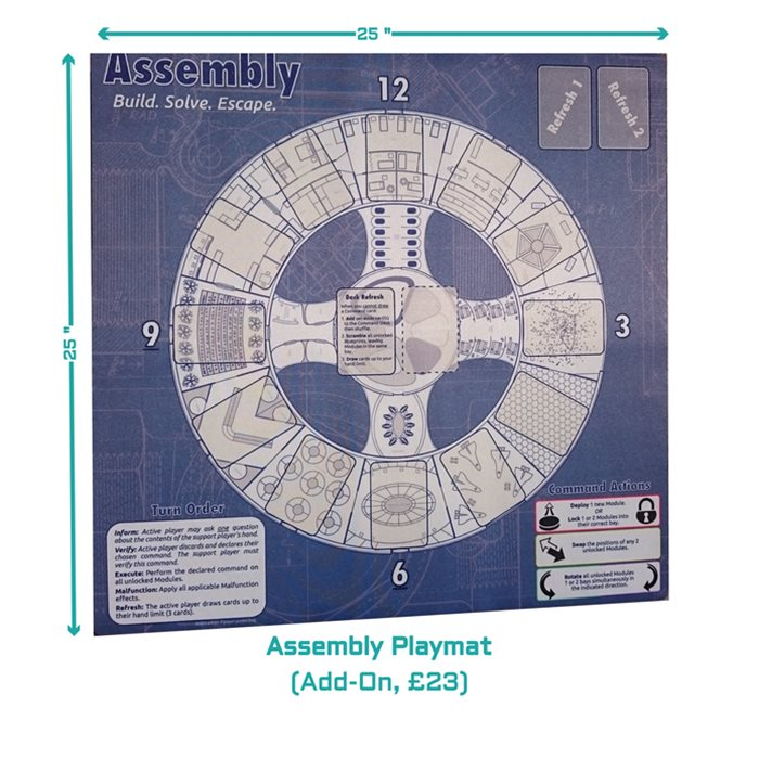 Assembly Playmat [KS]
