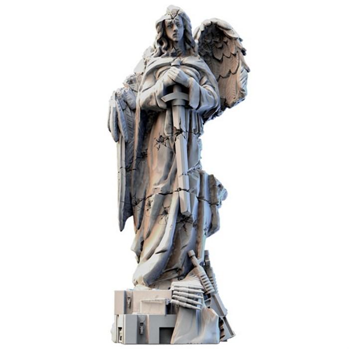 angel statue - resin