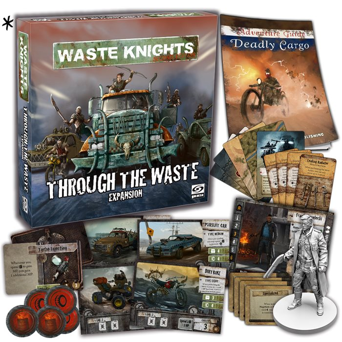 THROUGH THE WASTE | EXPANSION