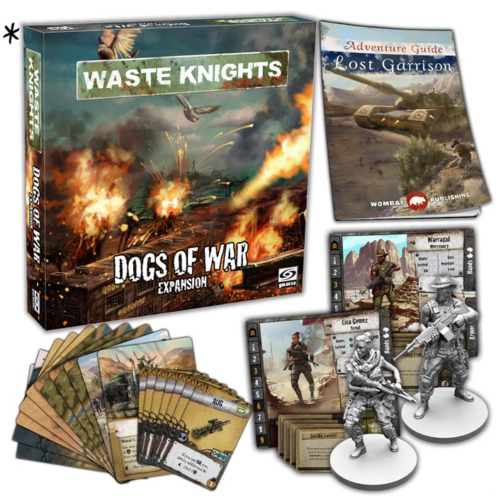DOGS OF WAR | EXPANSION