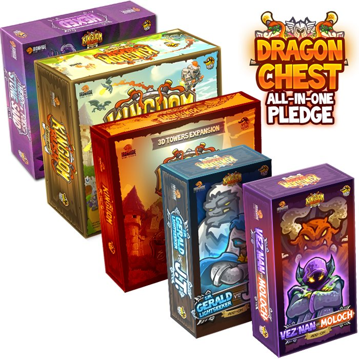 Dragon Chest (All-In) Pledge