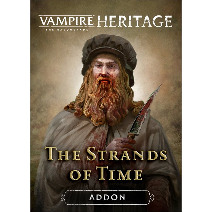 The Strands of Time Preorder (EN/GER only!)