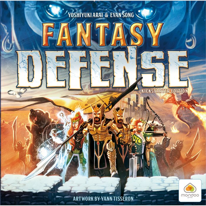 Fantasy Defense + The Stone King Expansion