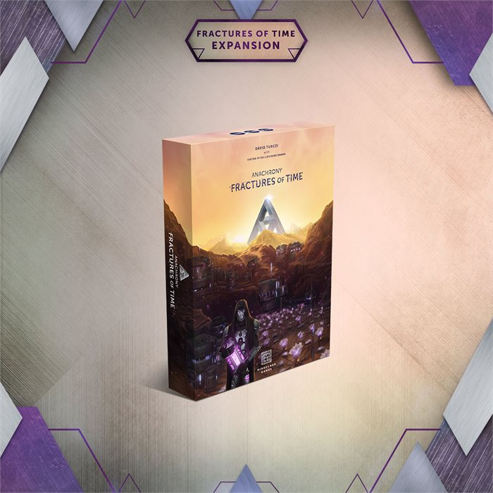 Anachrony: Fractures of Time expansion (Late Pledge)