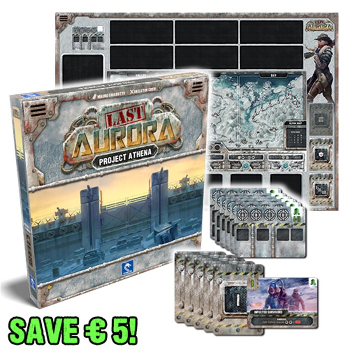 ALL IN (Project Athena + Playmat + Mutant set)