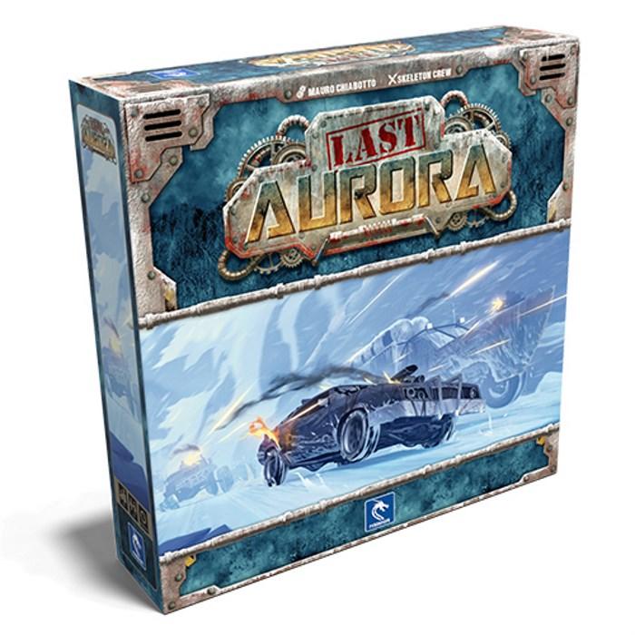 Last Aurora Core Box (+ all unlocked stretch goals)