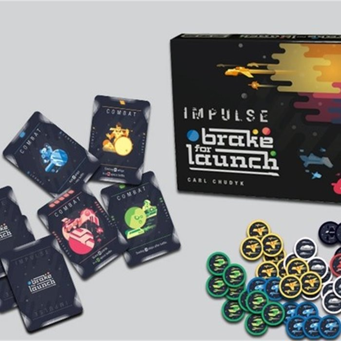 Impulse 2nd edition + 2 expansions