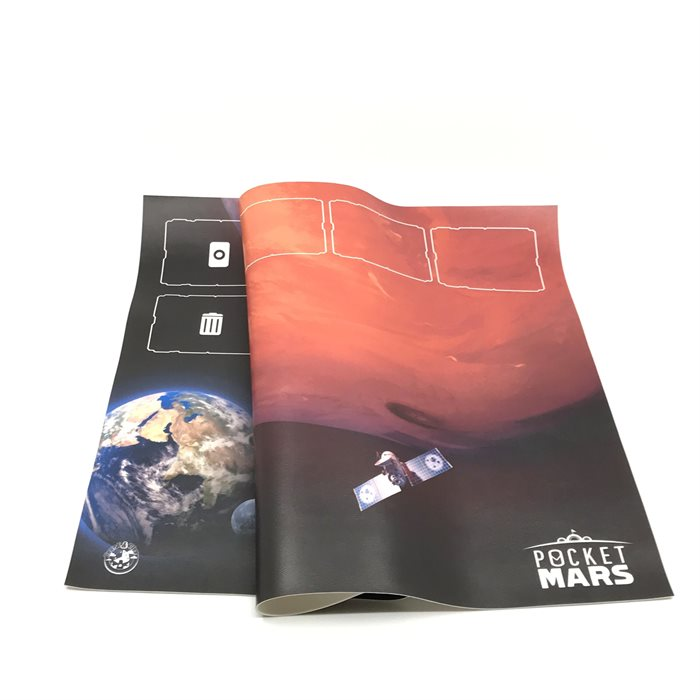 GAME MAT FOR POCKET MARS