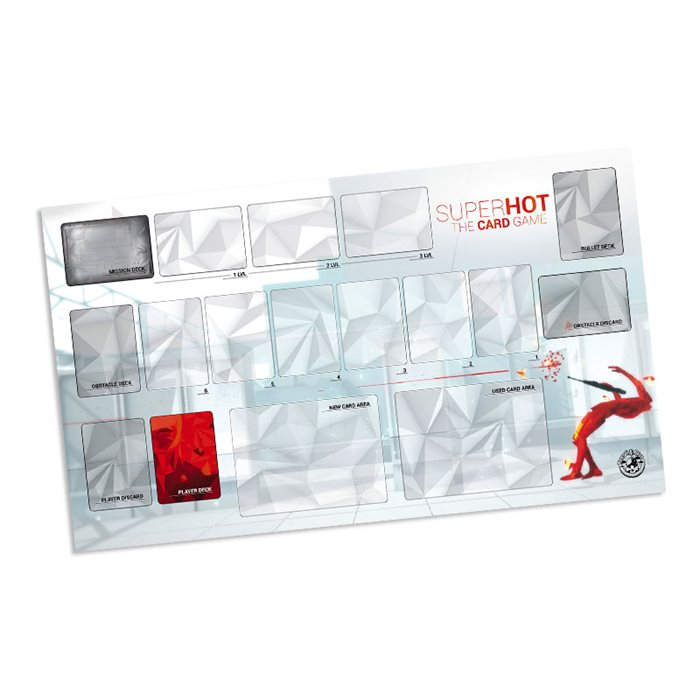 SUPERHOT Game Mat