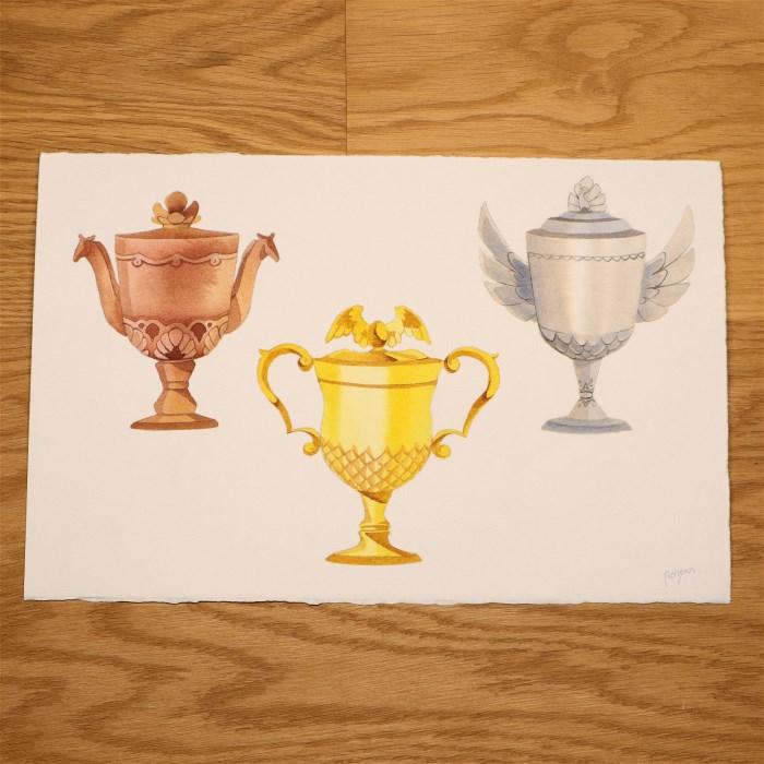 Ultimate winners