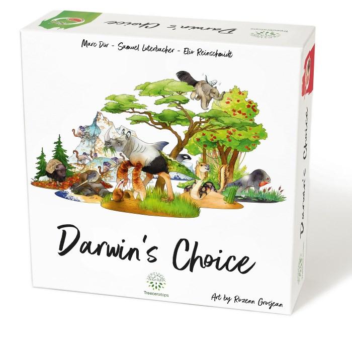 Darwin's Choice (Base Game)