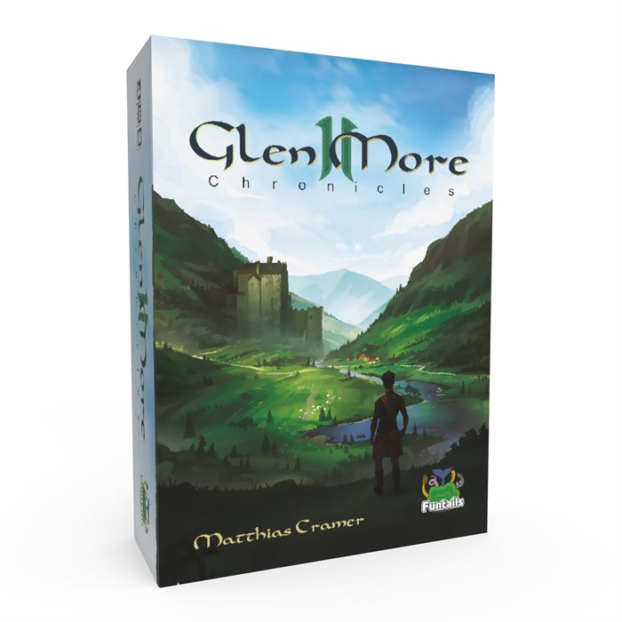 DEUTSCHER SHOP: Glen More II: Chronicles
