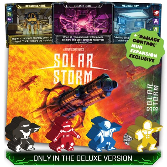 Solar Storm Deluxe