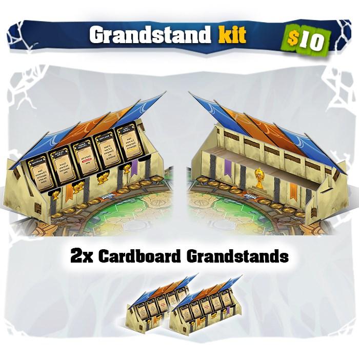 Grandstands