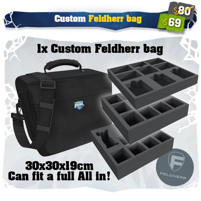 Feldherr carry bag