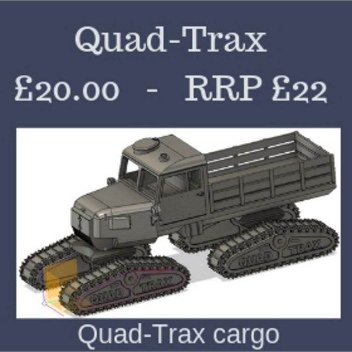Quad-Trax Cargo