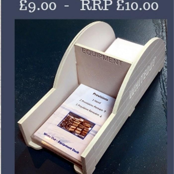 Igloo shaped Card Tidy