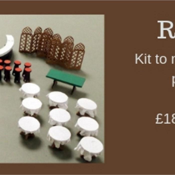 Rick's Place Set Dressings