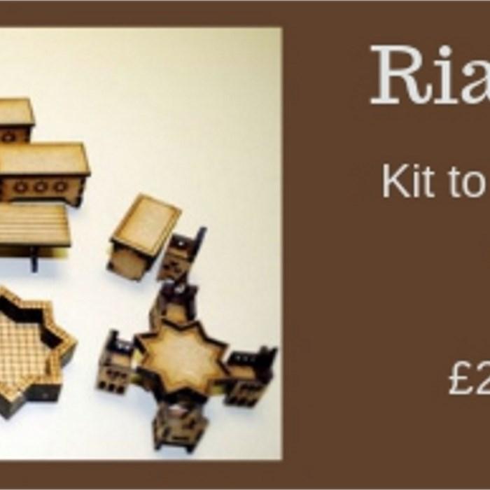 Riad Set Dressings