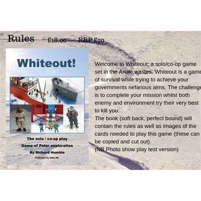 White Out Rule Book