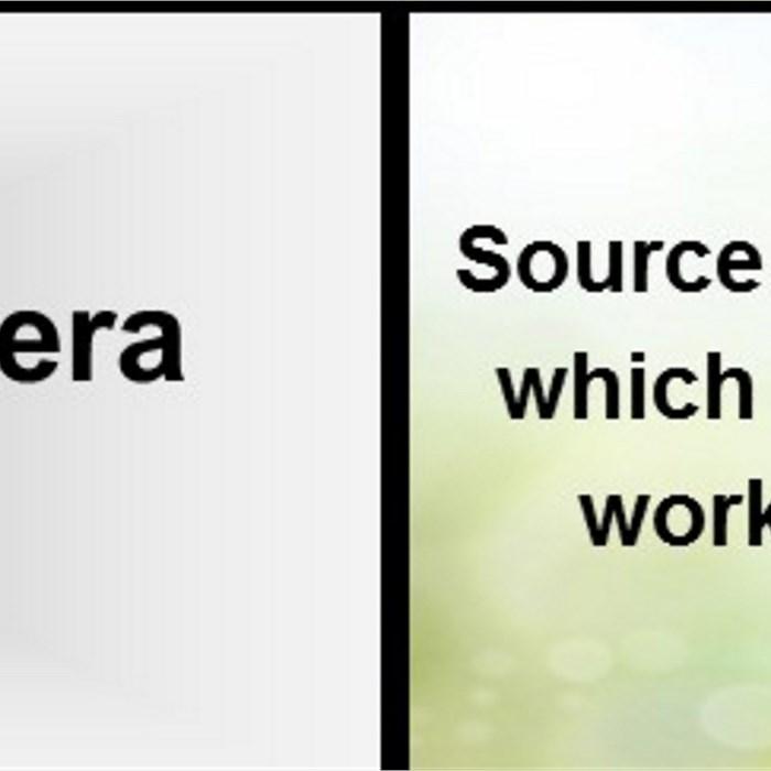 Crashed spy camera