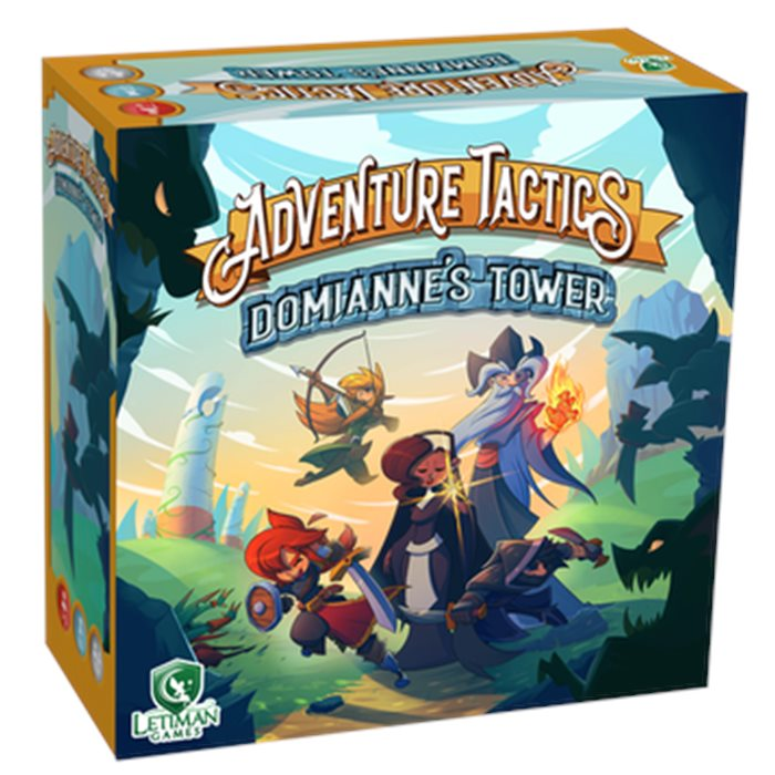 Adventure Tactics: A co-op tactics campaign for 1-5 players