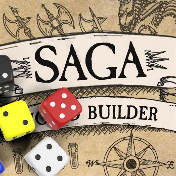 Saga World Builder: Late Pledge