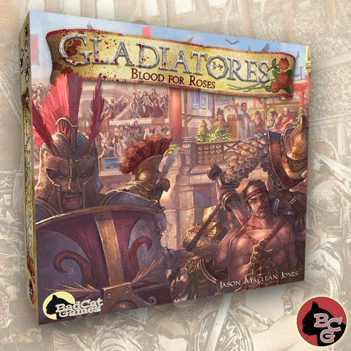 Gladiatores: Blood for Roses (KS Edition)