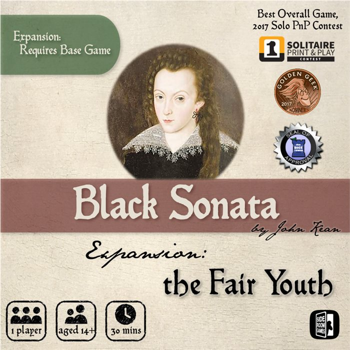 Black Sonata: The Fair Youth