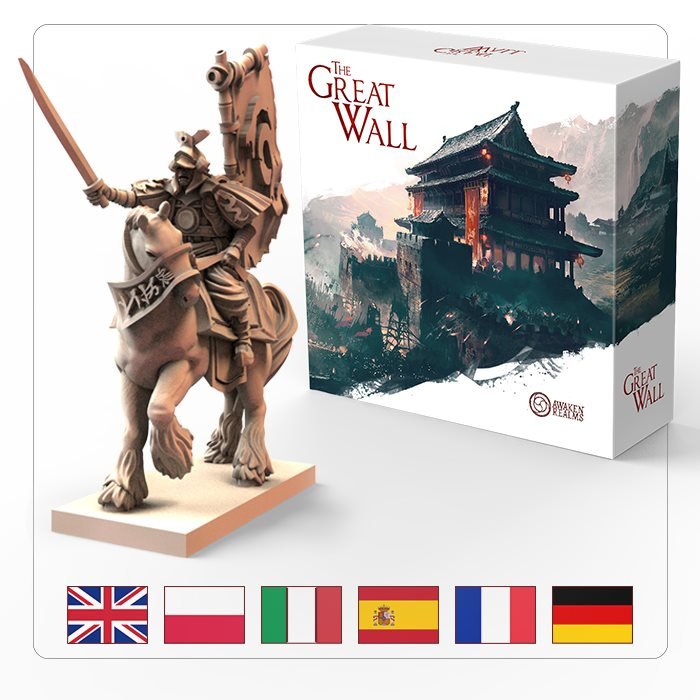 Great Wall Board Game