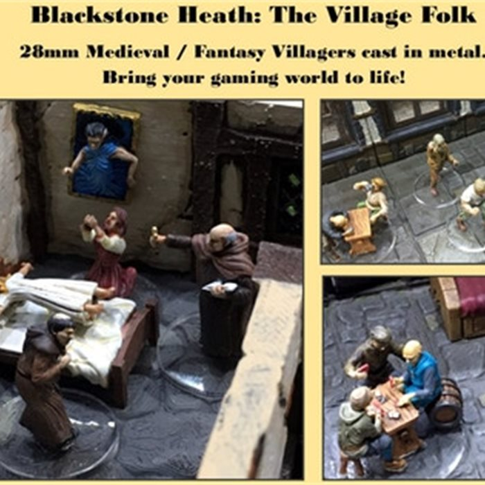 Blackstone Heath, the Village Folk: Part 1