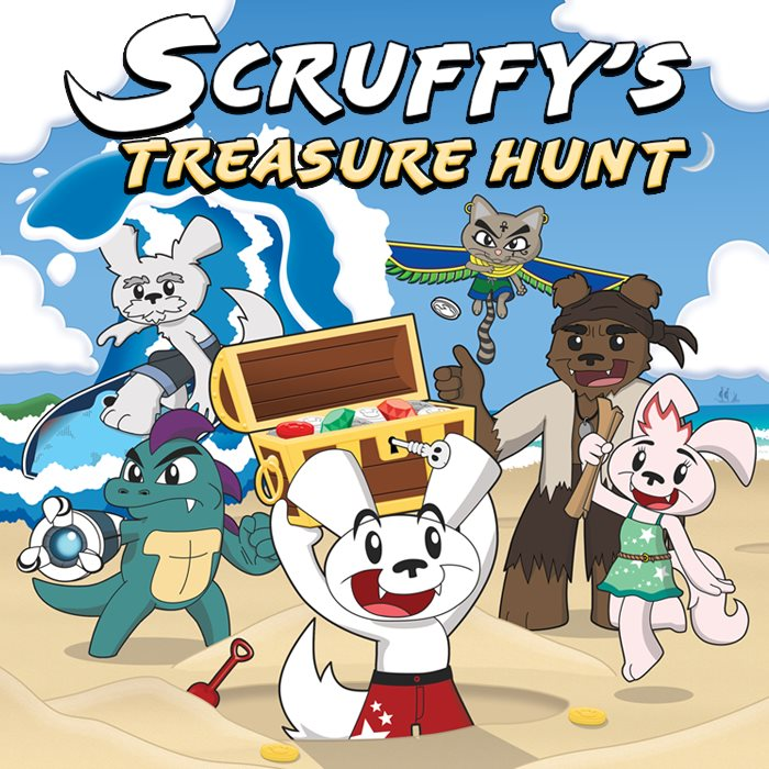 Scruffys Treasure Hunt