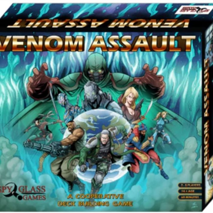 VENOM Assault: Villain's & Valor