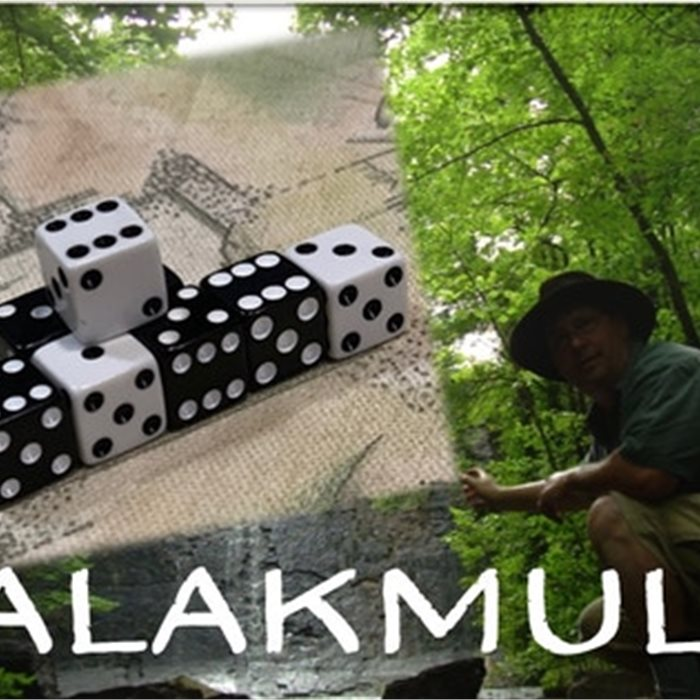 Calakmul : 4 Daring Jungle Dice Games in a handy travel tin.