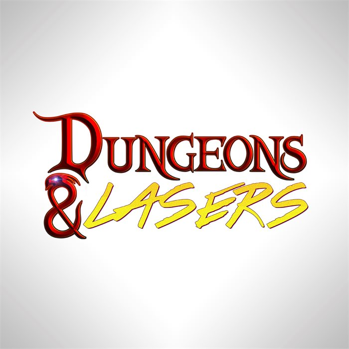 Dungeons & Lasers Second Edition