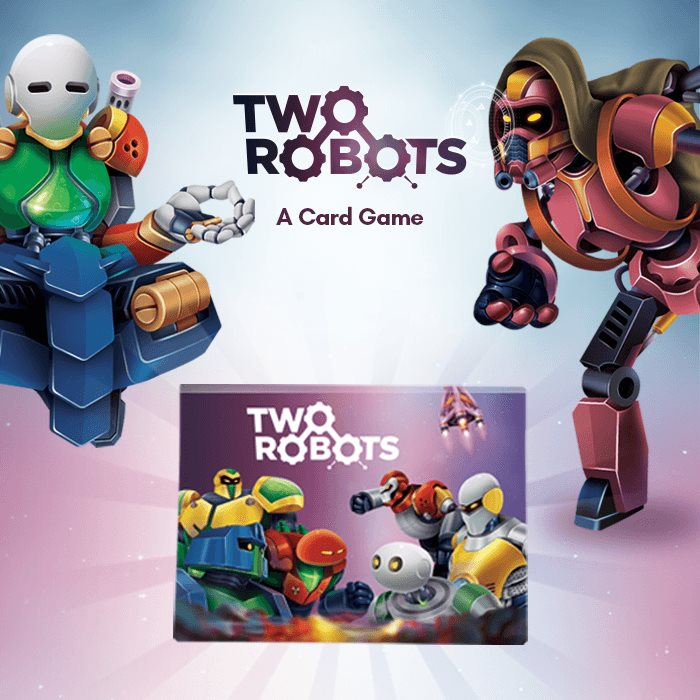 Two Robots, an original sci-fi game