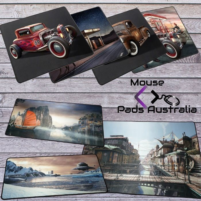 Mouse Pads with a Difference